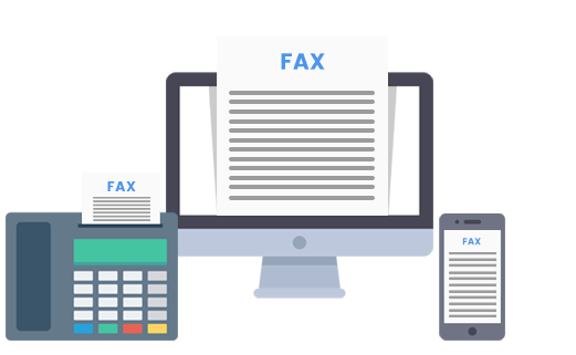 Send Fax Anytime Anywhere